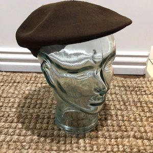 Vintage Kangol Brown Lightweight Driving Hat
